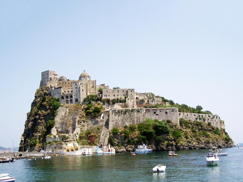 ischia boat tour