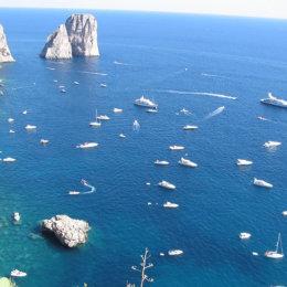 naples capri boat transfer