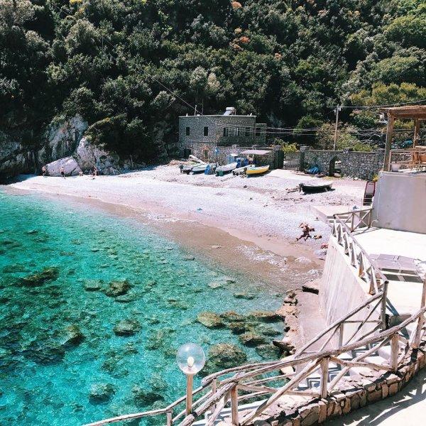 nerano Capri boat experience