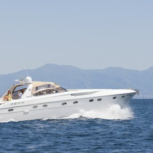 boat rental Capri