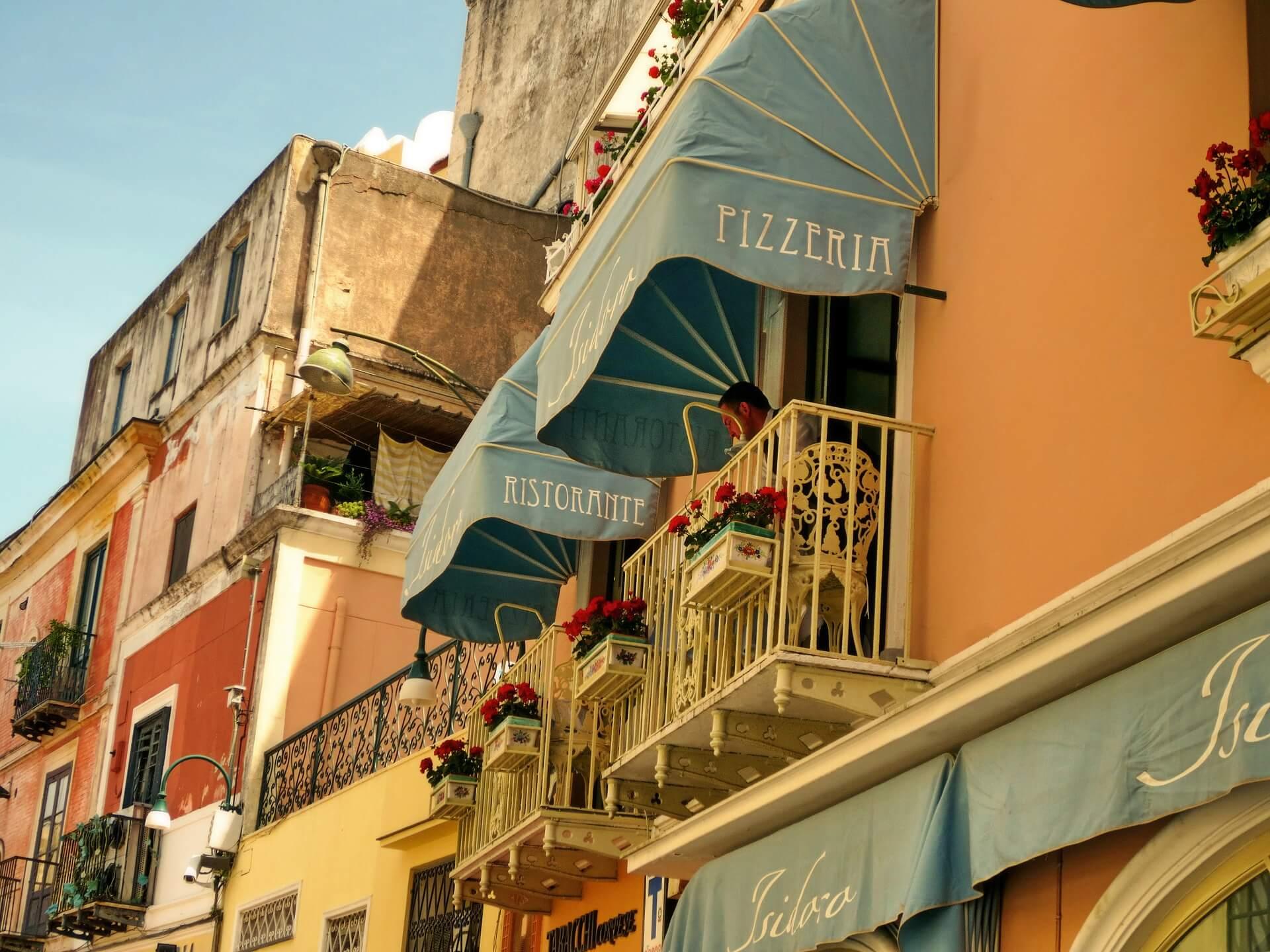 Your Luxury Lunch In Capri Top 5 Restaurants Capri Boat