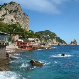 private boat tours of capri coast italy