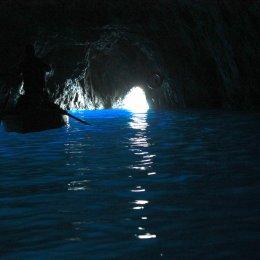 capri boat trip blue grotto
