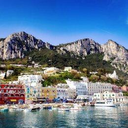 experience capri boat excursion