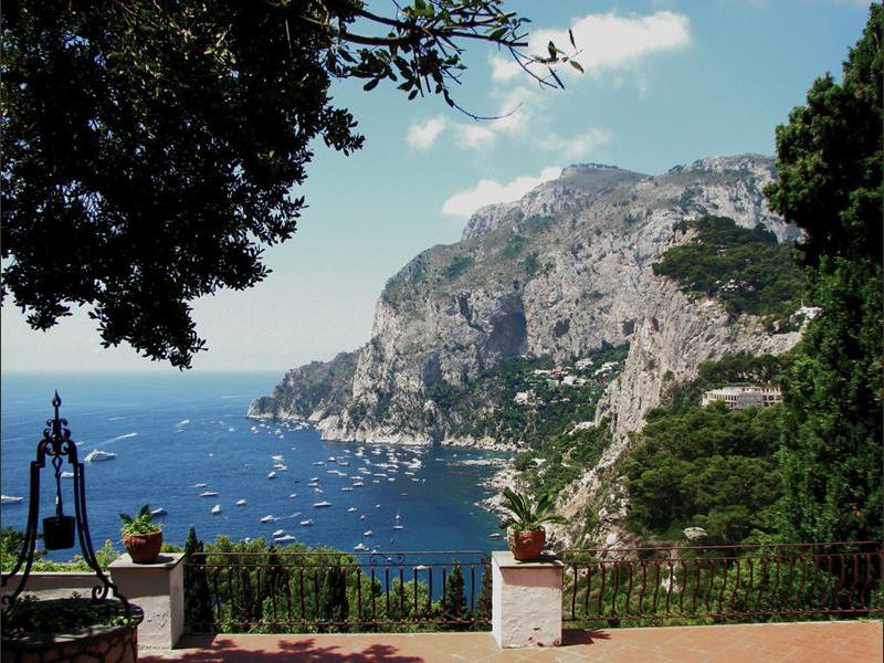 private boat naples to capri