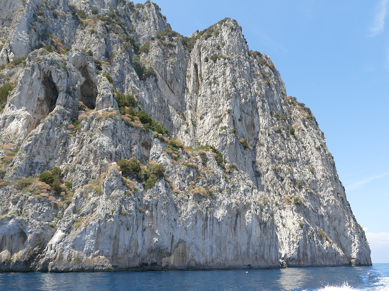 beautiful island of capri