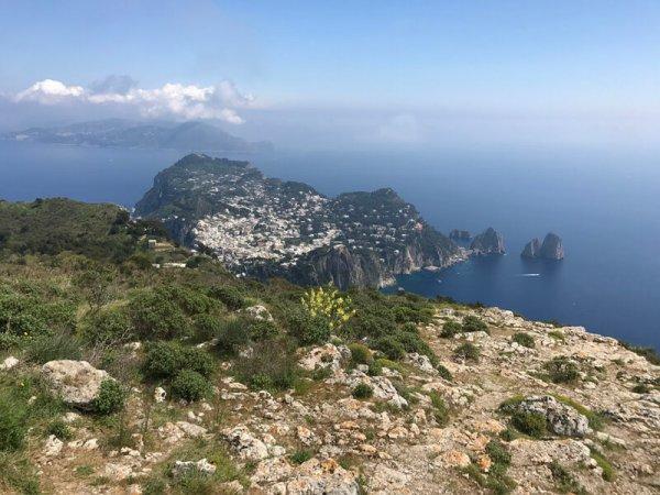 tour capri island