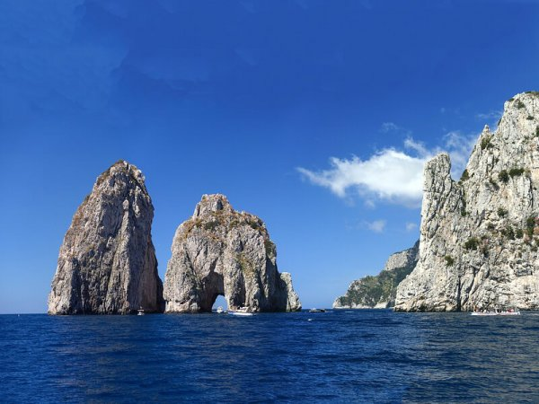 tour of capri by boat