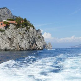 transfer naples to capri