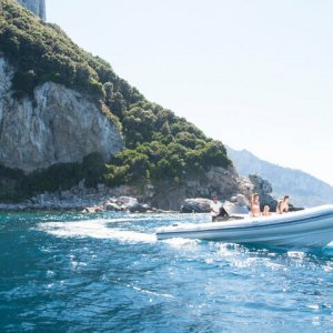 naples rubber boat tour