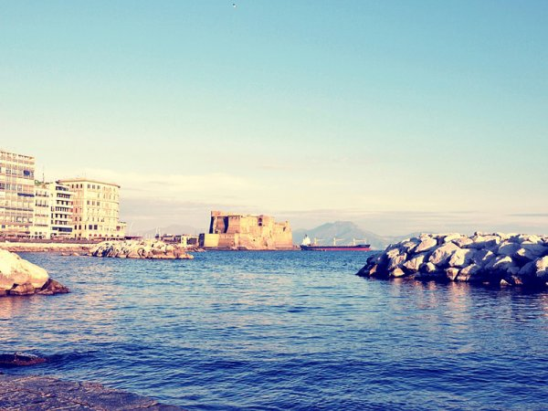 naples by sea rubber boat tour