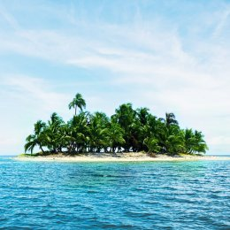 the most attractive small islands