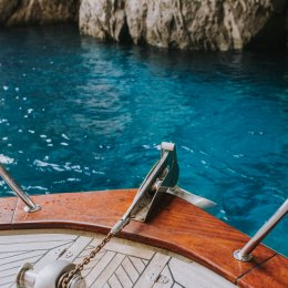 boat trip from naples to capri